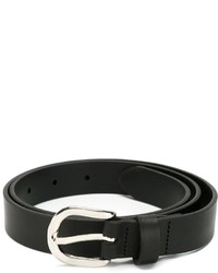 Cintura in pelle nera di Isabel Marant