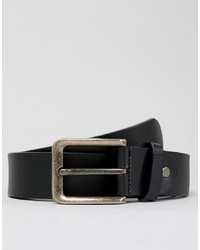 Cintura in pelle nera di ONLY & SONS