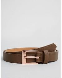 Cintura marrone di Asos