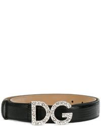 Cintura nera di Dolce & Gabbana