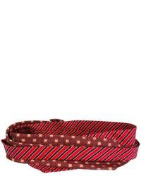 Cintura stampata rossa di Etro