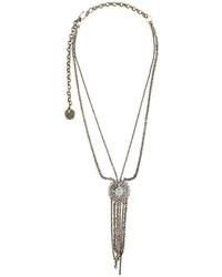 Collana argento di Lanvin