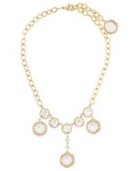 Collana con ciondolo dorata di Dolce & Gabbana