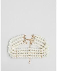 bece5f8f2e Collana di perle beige di Asos, €16 | Asos | Lookastic