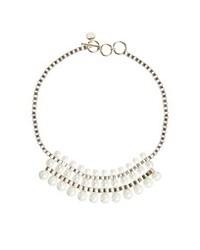 Collana di perle bianca di French Connection