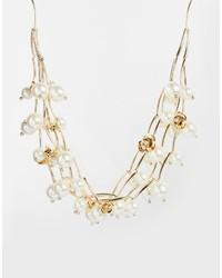 Collana di perle bianca di Oasis