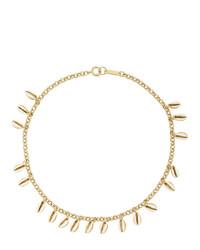 Collana dorata di Isabel Marant