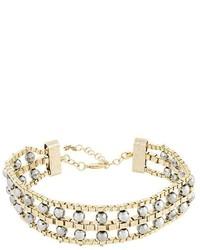 Collana dorata di Rosantica