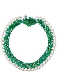 Collana verde di Aurelie Bidermann