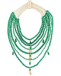 Collana verde di Rosantica