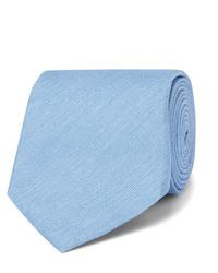 Cravatta azzurra di Dunhill