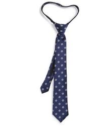 Cravatta blu scuro