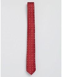 Cravatta con stelle rossa di Asos