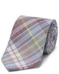 Cravatta scozzese multicolore