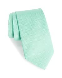 Cravatta verde menta