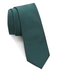 Cravatta verde scuro