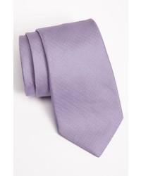 Cravatta viola chiaro