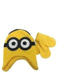 Cuffia giallo