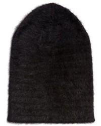 Cuffia morbido nero