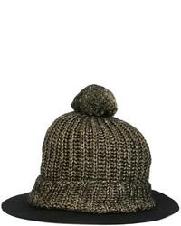 Cuffia nero di SuperDuper Hats