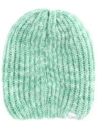 Cuffia verde menta