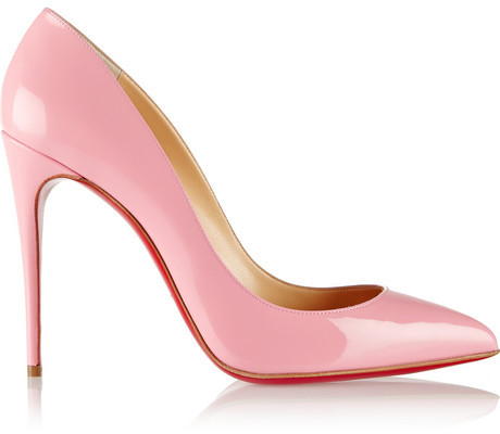 louboutin pumps rosa