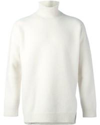 Dolcevita di lana bianco di Ports 1961
