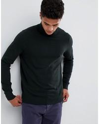 Dolcevita grigio scuro di Burton Menswear