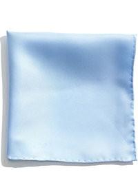 Fazzoletto da taschino azzurro