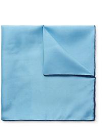 Fazzoletto da taschino azzurro di Emma Willis