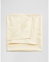 Fazzoletto da taschino beige di Asos