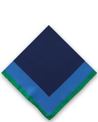 Fazzoletto da taschino multicolore