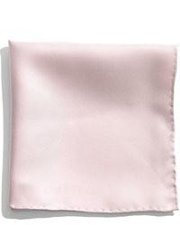 Fazzoletto da taschino rosa