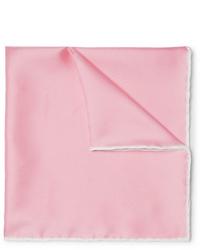 Fazzoletto da taschino rosa di Emma Willis