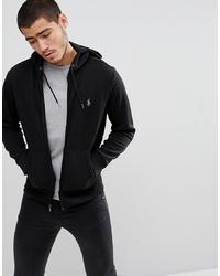 Felpa con cappuccio nera di Polo Ralph Lauren