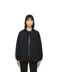 Giacca a vento nera di Givenchy
