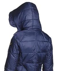 Giacca blu scuro di Covert Overt