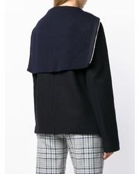 Giacca da marinaio blu scuro di Jil Sander