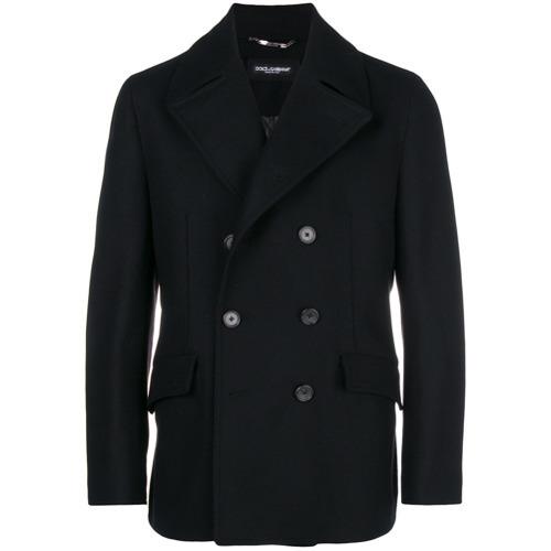 ... Giacca da marinaio nera di Dolce   Gabbana ... 1542fe2fe16