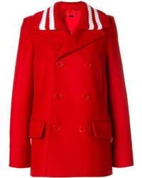 Giacca da marinaio rossa di Givenchy