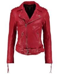 ea3b24ce4222 da Dove Off moto acquistare White rossa Giacca di come indossare amp   FWgxqWd