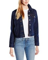 Giacca di jeans blu scuro di Levi's