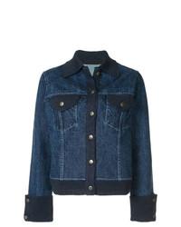 Giacca di jeans blu scuro di Onefifteen