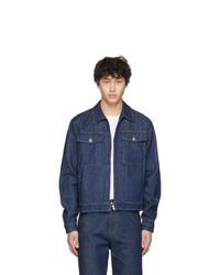 Giacca di jeans blu scuro di Random Identities