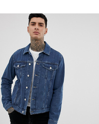 Giacca di jeans blu scuro di Reclaimed Vintage