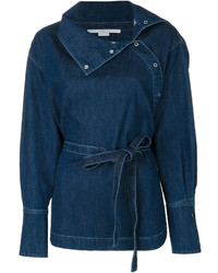 Giacca di jeans blu scuro di Stella McCartney