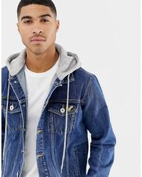 Giacca di jeans blu scuro di Voi Jeans