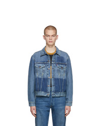 Giacca di jeans blu di Levis Vintage Clothing