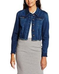 Giacca di jeans blu di Only