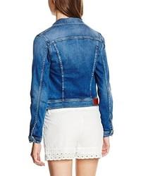 Giacca di jeans blu di Pepe Jeans